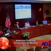 Zoning Appeals Meeting 90612