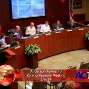 Board of Zoning Appeals 20614