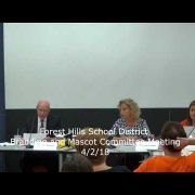 Forest Hills School Board Branding and Mascot Committee Meeting 4/2/18