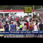 Anderson Township's 4th of July Parade 2015