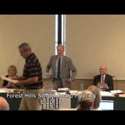 Forest Hills School Board Meeting 6/20/16