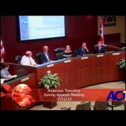 Board of Zoning Appeals 7/11/13