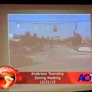 Anderson Township Zoning Meeting 12/21/15