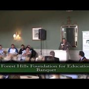 Forest Hills Foundation for Education Banquet 2016