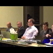 Forest Hills School Board Meeting 1-26-15