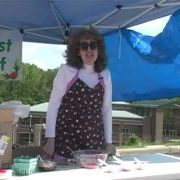 Tasty Treats from Anne's Kitchen:  Anderson Farmers' Market, June 2, 2012