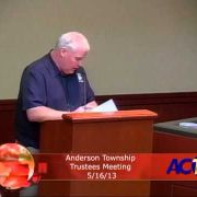 Anderson Township Trustees 51613