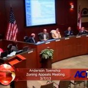 Anderson Township Board of Zoning Appeals 30713