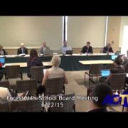 Forest Hills School Board Meeting 6/22/15