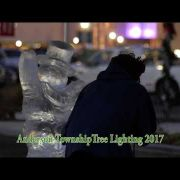 Anderson Township Tree Lighting Hightlights 2017