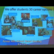 Forest Hills School Board Meeting 3/27/17