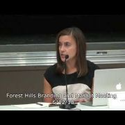 Forest Hills School Board Branding and Mascot Meeting 6/12/18