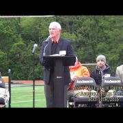 Andy Wolf Track Dedication May 14th, 2016