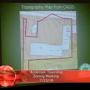Anderson Township Zoning Meeting 7/23/18
